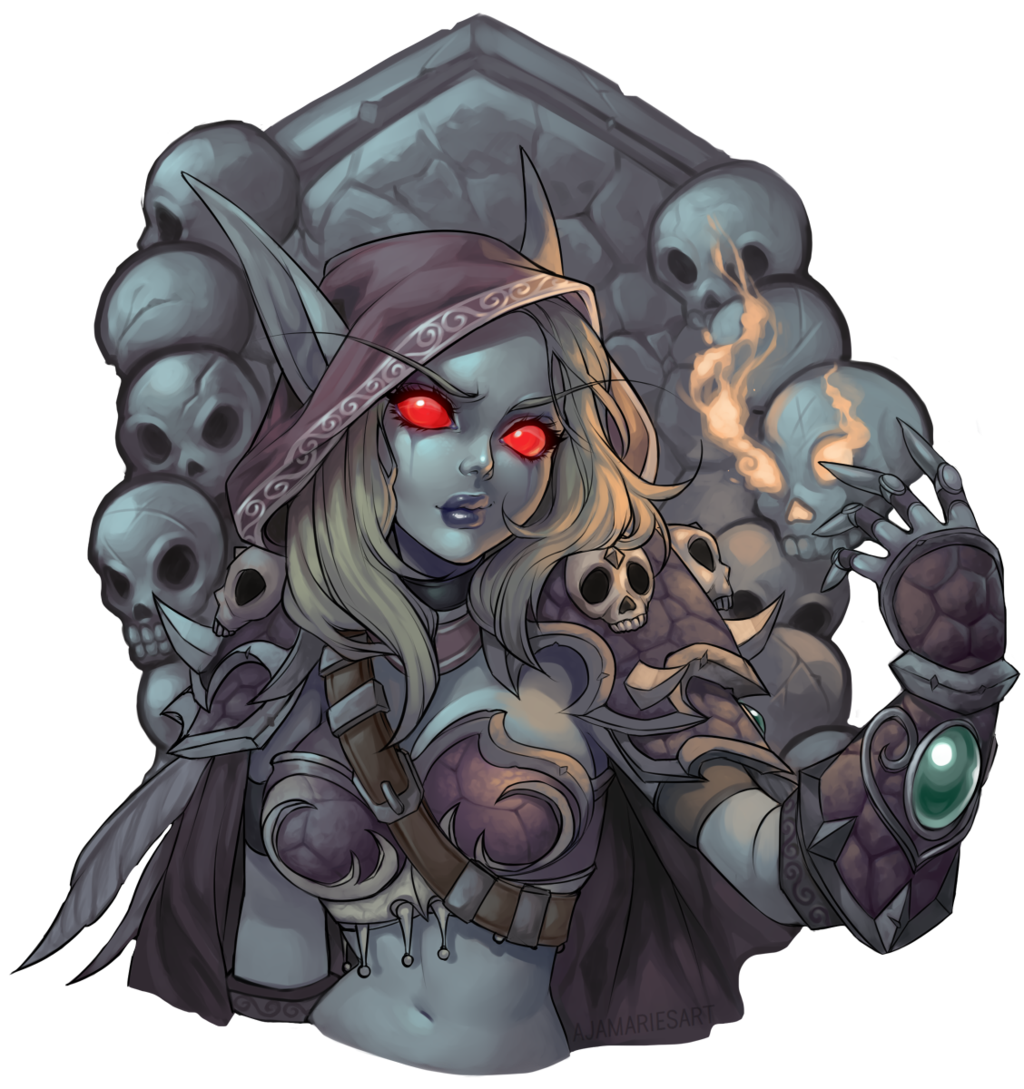 sylvanas windrunner wow